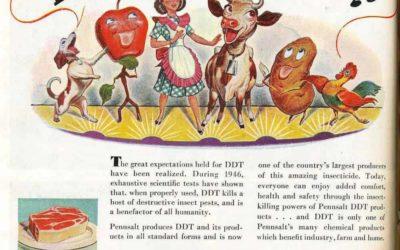 """Aus Fehlern lernen: """"DDT is good for me-e-e!"""""""